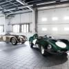 Jaguar C- und D-TYPE