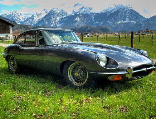 Einladung zum Internationalen Jaguar Meeting 13.-16.9.2018 – Im Herzen Österreichs