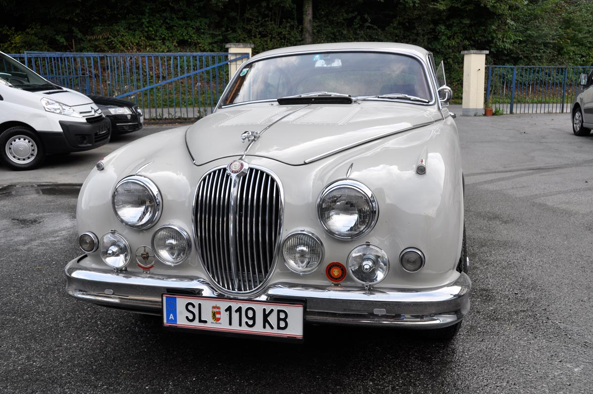 Privat, Verkaufe Mk II Coombs, Bj 61 – JAGUAR CLUB AUSTRIA