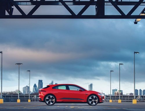 Jaguar is introducing I-PACE Concept in Geneva