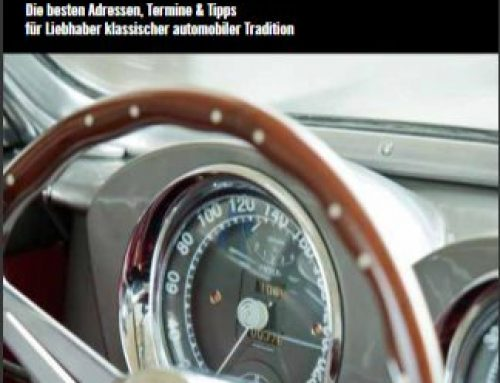 Presentation Classic Car Guide 2017