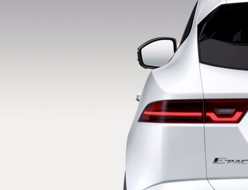 Jaguar E-PACE: Der neue Kompakt-SUV