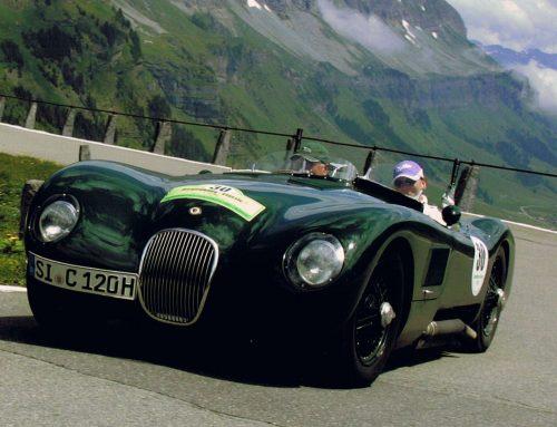 For Sale – Jaguar C-Type 3,45 l yoc.1967 from Proteus