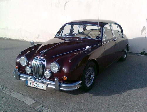 For Sale – Jaguar Mark II 3,4 yoc. 1965