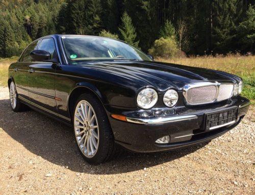 Zu verkaufen – Jaguar XJ Super V8, BJ 2003, 396 PS