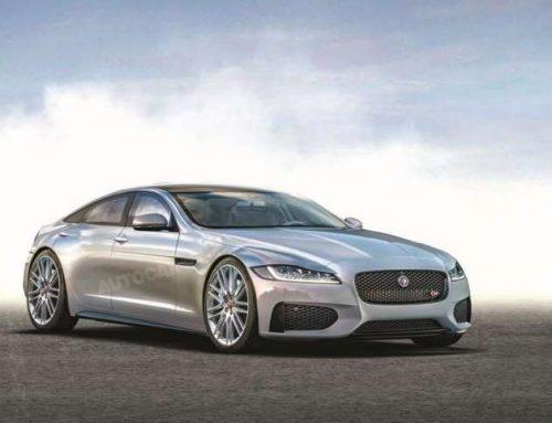 Der neue Jaguar XJ wird das Aushängeschild der Modellpalette