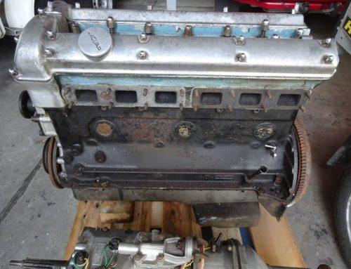 Verkaufe Motor 3,8 für Jaguar MKII, Bj. ca. 1964