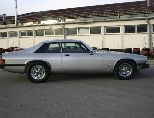 Verkaufe Jaguar XJS V12, Serie I, BJ. 1977