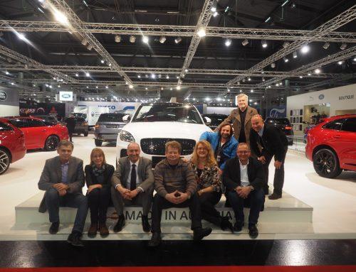 Eindrücke von der Vienna Auto Show 2018 mit Clubabend