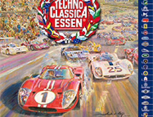 Techno Classica Essen, March 21-25