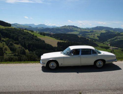 Verkaufe Jaguar XJ 4.2 Serie 2 1976 LWB