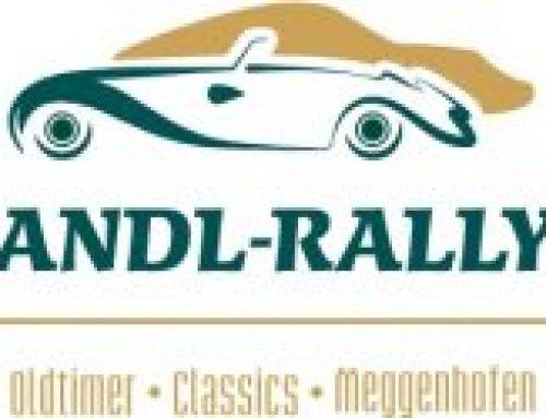 Einladung zur 29. Landl-Rallye in Meggenhofen mit Clubstand
