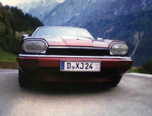 Verkaufe Jaguar Cabrio XJS Celebration, Bj. 1996