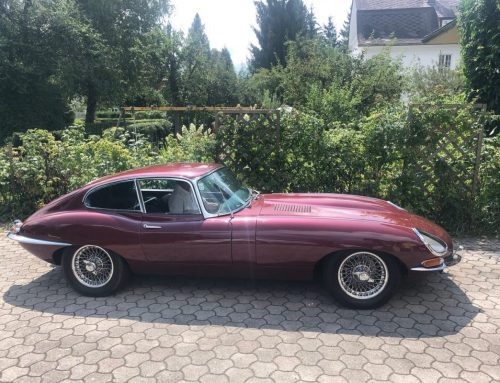 Jaguar E-Type Coupé S1- 1967 for sale!