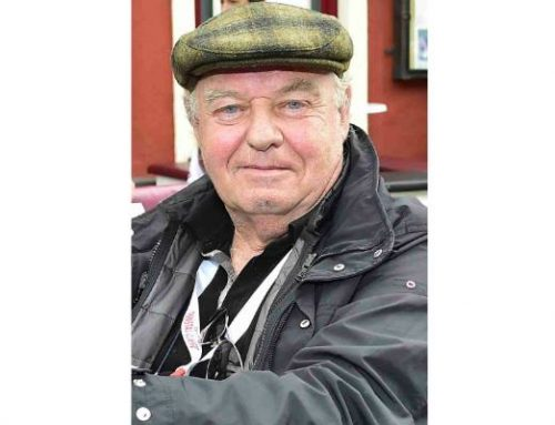 Oldtimer-legend Ernst Chalupa passed away