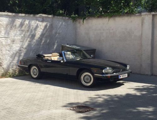 Verkaufe Jaguar XJS 5,3l V12, Bj. 1989