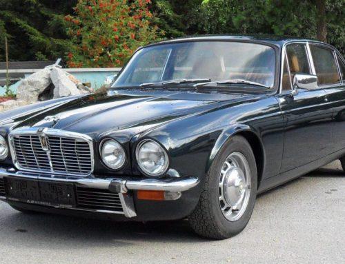 Zu verkaufen – Jaguar XJ V12, Bj. 1974