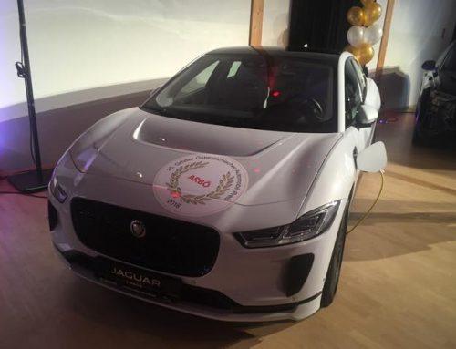 Österreichischer Automobilpreis – Platz 3 für Jaguar I-Pace