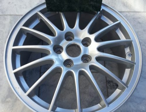Verkaufe Felgensatz für Jaguar S-Type