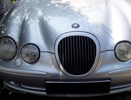 Zu verkaufen Jaguar S-Type, 4,0 8V – BJ.  2002