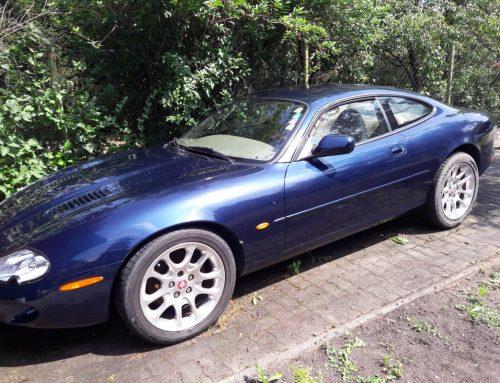 Zu verkaufen Jaguar XKR Coupé, BJ 1999