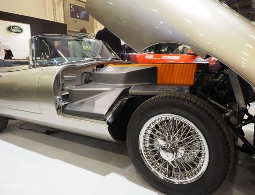 Review to the Techno Classica Essen 2019