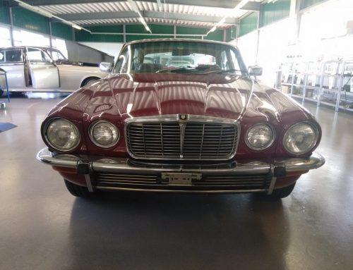 Zu verkaufen – Jaguar XJ6, 4,2l  – BJ 1978