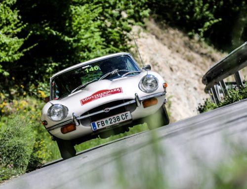 Südsteiermark Classic 2019 mit Jaguar-Rekordbeteiligung