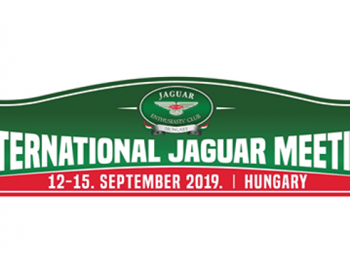 Einladung zum Internationalen Jaguar Meeting 2019 – Pécs – HU