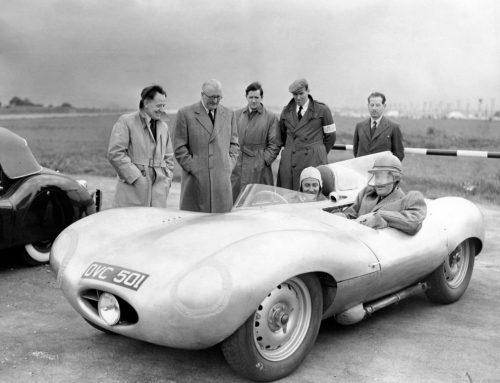 Legendärer Jaguar-Cheftestfahrer Norman Dewis OBE verstarb im Alter von 98 Jahren