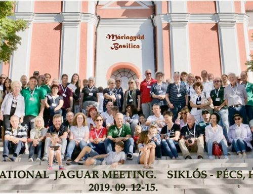 International Jaguar Meeting – Pécs – Siklós 2019