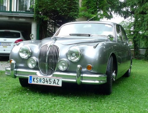 For Sale – Jaguar MKII – 3,8l – Automatic