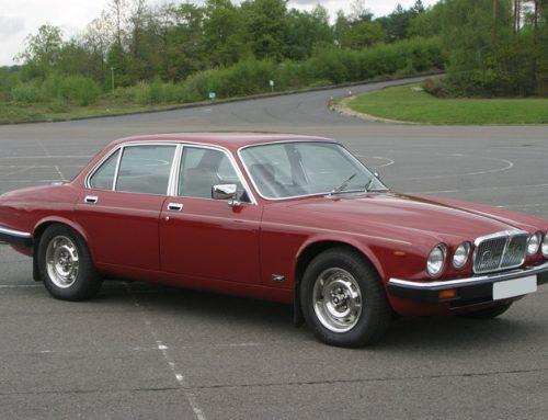 Suche Jaguar XJ6-Coupé