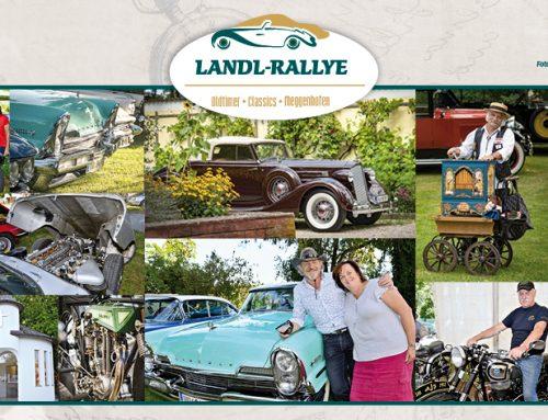 ABGESAGT! Wir suchen Fahrzeuge/Exponate für die Landl-Rallye