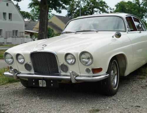 Zu verkaufen – Jaguar Mark X, Bj 1962