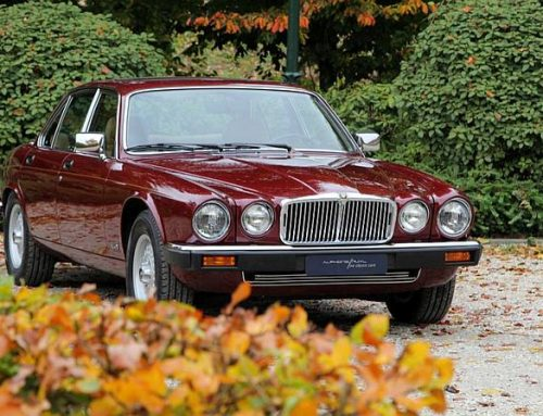 VERKAUFT! Jaguar XJ6 Serie III, 4.2, BJ.1987