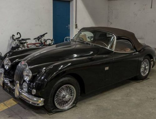 SOLD – Jaguar XK 150 OTS, yoc 1959