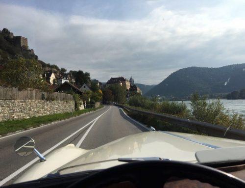 Einladung Ausfahrt West – On the road again