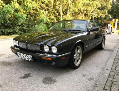 Verkaufe Jaguar XJR X308, Bj 9/98
