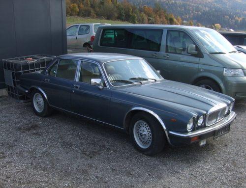 Verkaufe Daimler DoubleSix S.3, BJ 1982