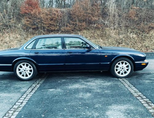 Zu verkaufen Jaguar XJ8 Executive, BJ. 1998