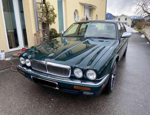 Zu verkaufen – Jaguar XJ6, 3.2 Sport Aut., BJ 01/1996