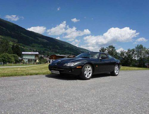 Verkaufe Jaguar XK8 Sportwagen / Coupé