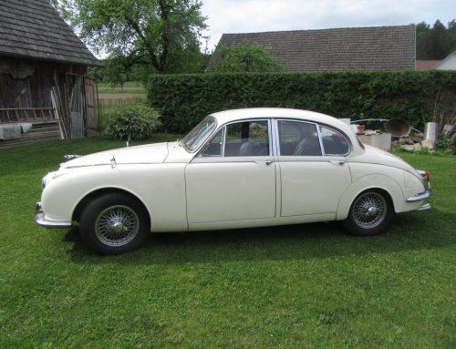 Verkaufe Jaguar 240, BJ 1968, 136PS
