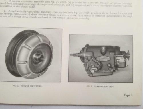 Suche Automatikgetriebe Borg-Warner Model DG250